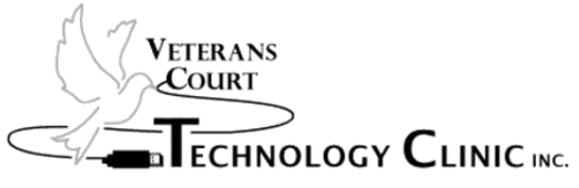 Veterans Court Technology Clinic logo