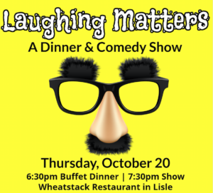 Laughing Matters 2016